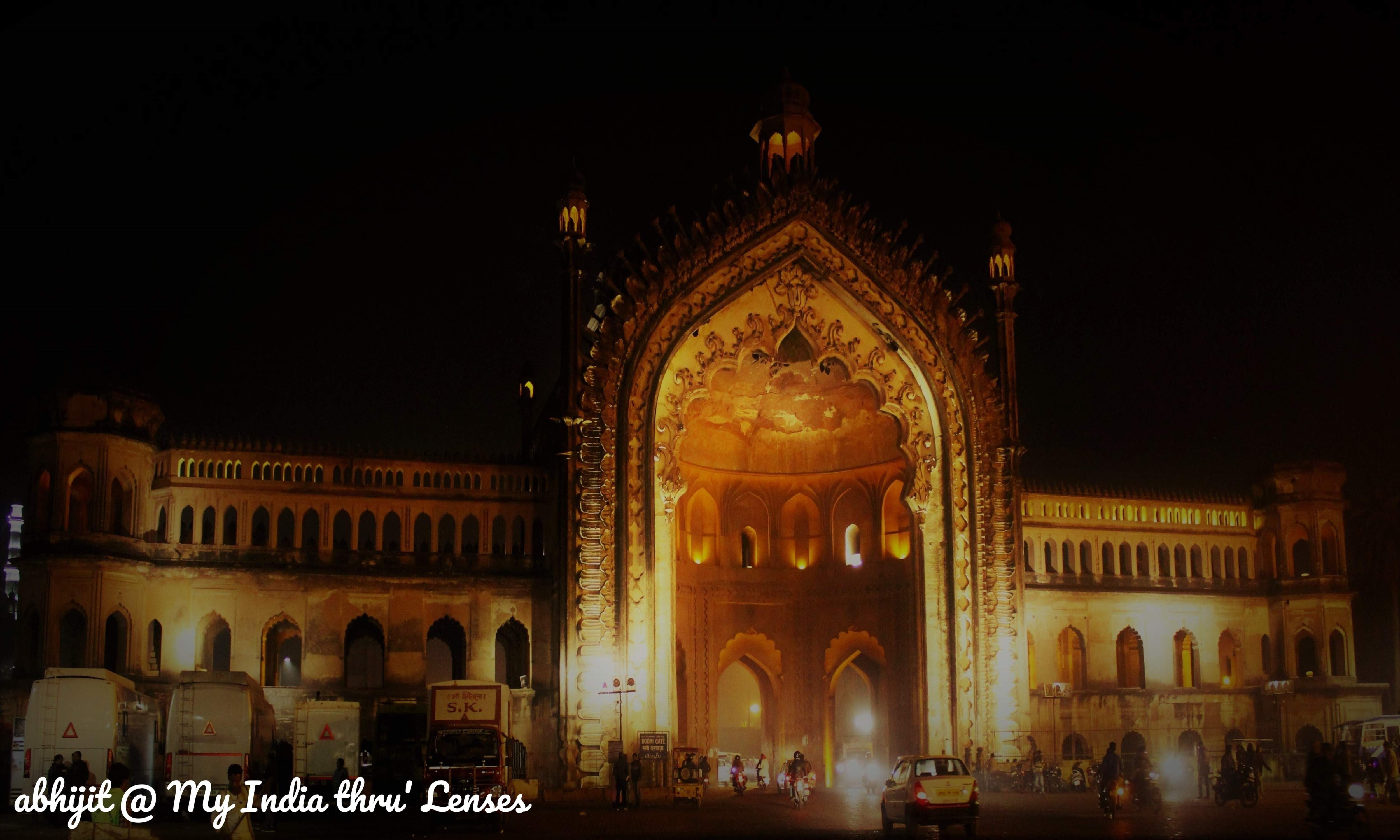 The Rumi Darwaza, Lucknow