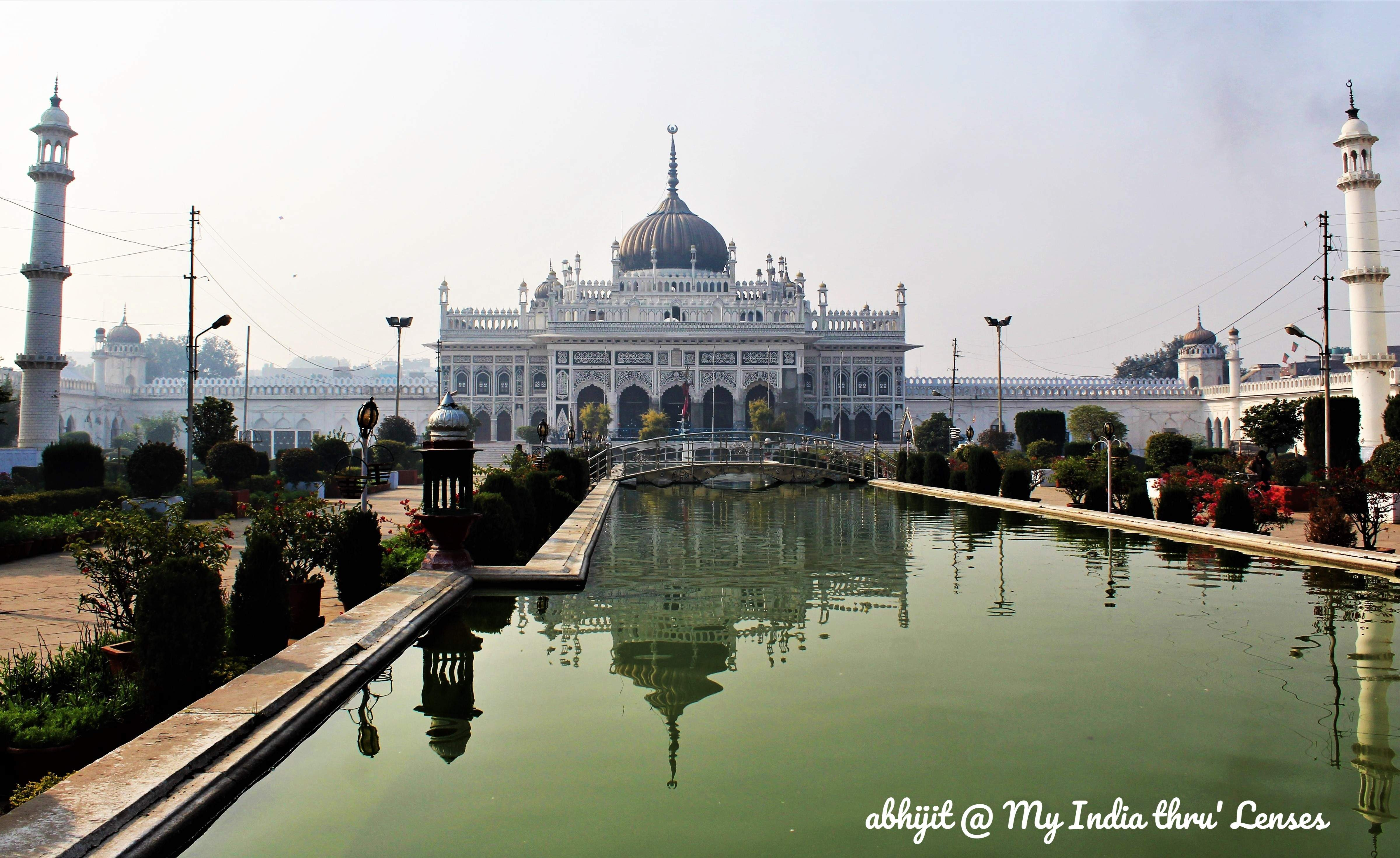 The Chhota Imambara
