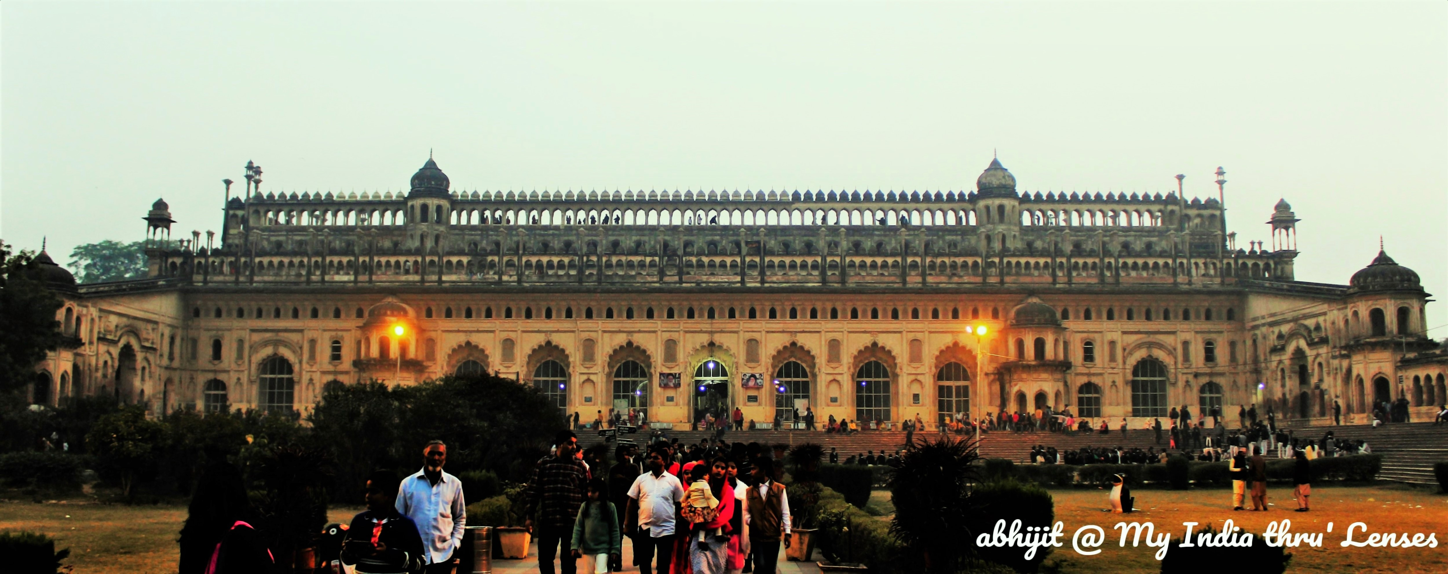 The Bara Imambara, Lucknow