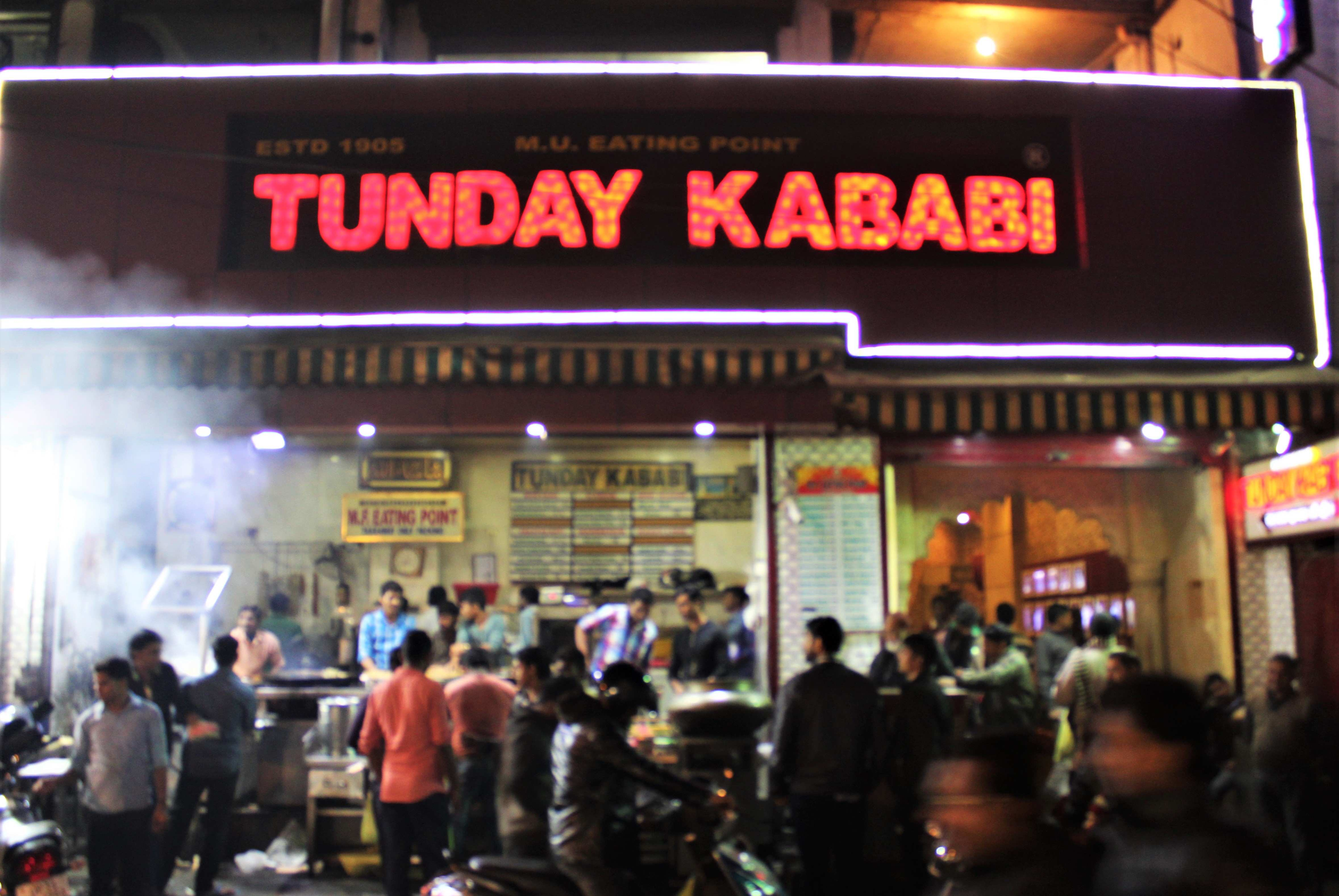 The Famous Tunday Kababi